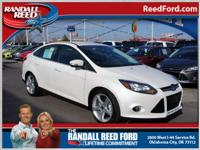 Take a look at this 2013 Ford Focus Titanium. We're