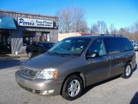 Great family van! SEL model. Upgraded 4.2L V-6.