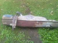 80s ford tank in good shape no leaks asking 35.00 obo