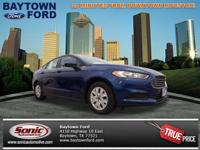 Check out this 2013 Ford Fusion S. This vehicle is one