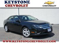 Take a look at this 2012 Ford Fusion SE. We're offering