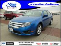 Hurry, this 2012 Ford Fusion SE won't last long!!! With