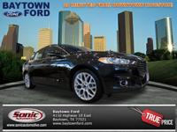 How about this 2013 Fusion Titanium? With a 4 star