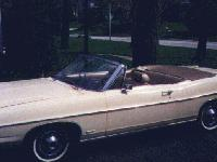 One owner 1968 Ford Galaxie 500 Convertible ,