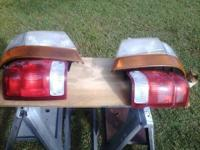 I have several sets of headlights and taillights for