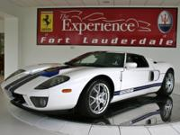 2005 Ford GT Heffner packageAs a 21st-century update to