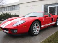 2006 Ford GT- All 4 Options!You are looking at hands
