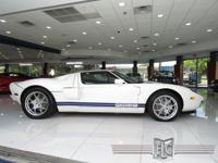This 2006 Ford GT 2dr 2dr Coupe features a 5.4L 8