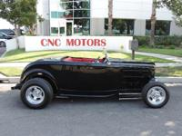 This is a Ford HotRod for sale by CNC Motors. The