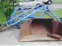 FOR 8 h or 9 n LOADER - $300.00 OBO -  - CALLS ONLY -