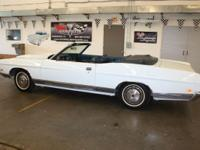 1971 Ford LTD Convertible - All original and loaded