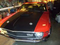 MACH 1 MUSTANG 351C TO MANY NEW PARTS TO MENTION ///