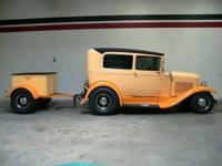 This beautiful 1930 Ford Custom Sedan is a Southern