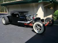 Outstanding, unique 1929 ford roadster. All steel body,