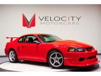 The 2000 SVT Mustang Cobra R debuted as the fastest
