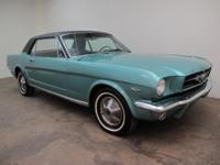 1965 Ford Mustang Coupe V8 1965 Ford Mustang Coupe -