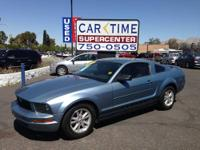 For sale is a beautiful 2006 Ford Mustang. This car is