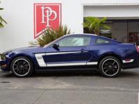 Only 7,485 miles on this fantastic 2012 Ford Mustang