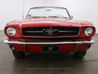 1964 Ford Mustang Convertible1964 Ford Mustang