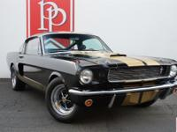This 1966 Ford Mustang Fastback is an extremely