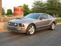 2006 Ford Mustang GT Premium 2dr Coupe (4.6L 8cyl) with
