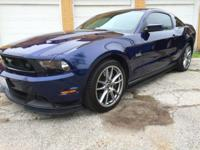 2012 Ford Mustang Gt Base This Mustang Is Like A Brand