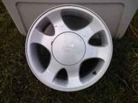 Ford Mustang Rims as new condition. Set of (4), 5 hole