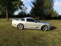 OVERVIEW-THIS PARTICULAR 2008 SALEEN MUSTANG This
