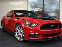 This Is THE ONE! This 2015 Ford Mustang GT Custom Coupe