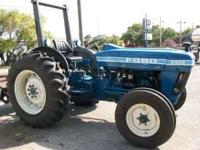 FORD NEW HOLLAND 2910 DIESEL TRACTOR NICE OVERALL