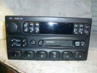 Type: Radio Cassette Player FIT GUIDE:(YOUR FACTORY