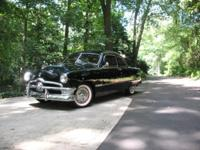 I have a perfectly restored/ resto-mod 1950 Ford Coupe