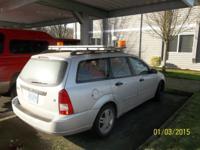 Ford Focus Wagon Pilot Car. All set up all set tp work.