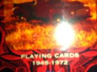Ford Playing Cards, 2 Decks Celebrating 50 years of The