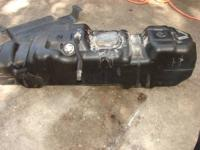 Ford truck fuel tank complete with skid plate &