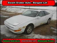 Swant Graber Auto Group Bargain Lot - Must See/Test