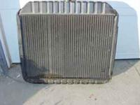I have a '75 Ford PU radiator in very good shape. It is