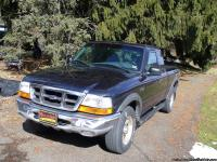 Ford Ranger 2000, 4X4 XLT, crew cab, only 32,300