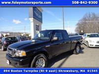 LOW Miles!! 2011 FORD Ranger XLT Extended Cab 4WD...