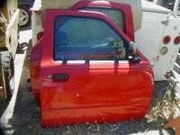 For sale: Ford Ranger body and interior parts, 1994