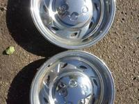 4 ford ranger chrome hub caps