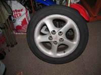 I had the rim on my 02 acura tl and bought new rims. It