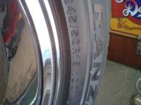 Ford Wheels. Bridgestone 2245/50R18 burantiael42.