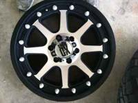 I have a set of XD Addict rims that will fit an 06 and