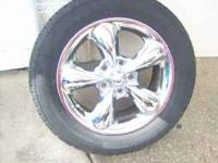 FOR SALE ARE A SET OF FOUR 5 LUG 16 INCH5 STAR WHEELS