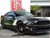 Only 9,006 Miles on this intimidating 2013 Roush Stage