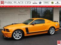 2007 Ford Mustang Saleen Parnelli Jones 302 Limited