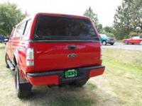 Nice range rider canopy that should fit any f-250 or