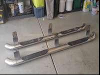 I have a set of Ford running boards I took off a 2001