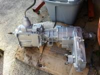 Ford T18 4spd transmission, with brand new clutch and